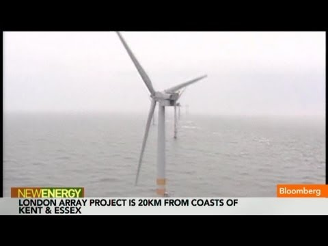 A Breezy $2.6B: World's Largest Windfarm Sets Sail