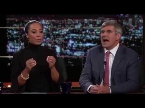 Angela Rye Shuts down Trump Supporter Steve Moore