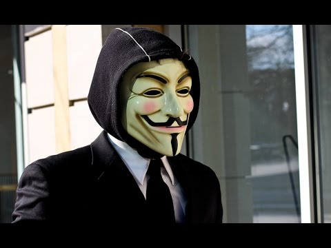 Anonymous - Operation Africa #OpAfrica
