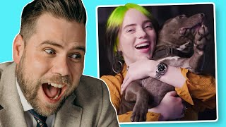 Watch Expert Reacts To Billie Eilish's Insane Rolex