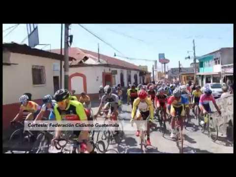 Video  V Tour por la Paz : Luis Álvarez ganó I etapa.