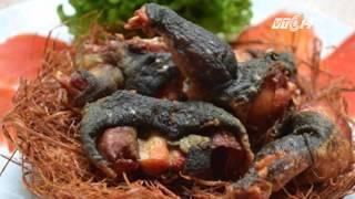 (VTC14)_Cháo ếch: Món ngon giảm căng thằng, mệt mỏi