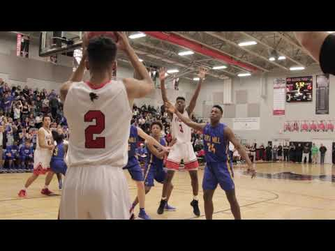 Fort Mill VS NAFO Basketball 1/24/2018