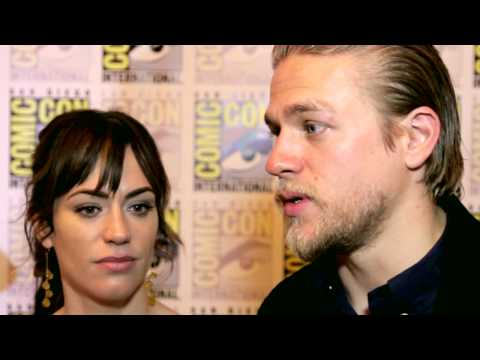 Sons of Anarchy: Charlie Hunnam 'Jax' & Maggie Siff 'Tara' - Season 5