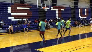 Miami-Dade County Basketball Showcase: Class of 2021.2022 Gm #3