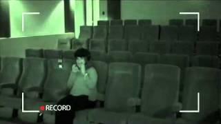 Amy Screams for Scary Movies!