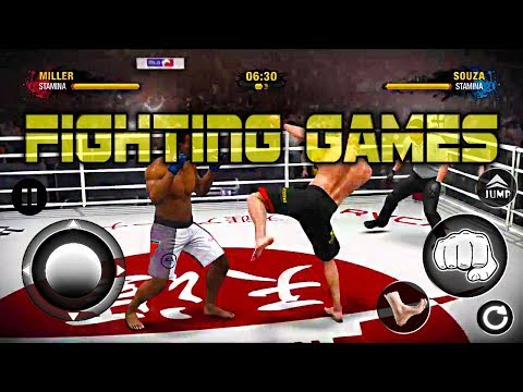 TOP 10    The Best Fighting Games For Android/iOS Of All-Time    Gamerzed Tv