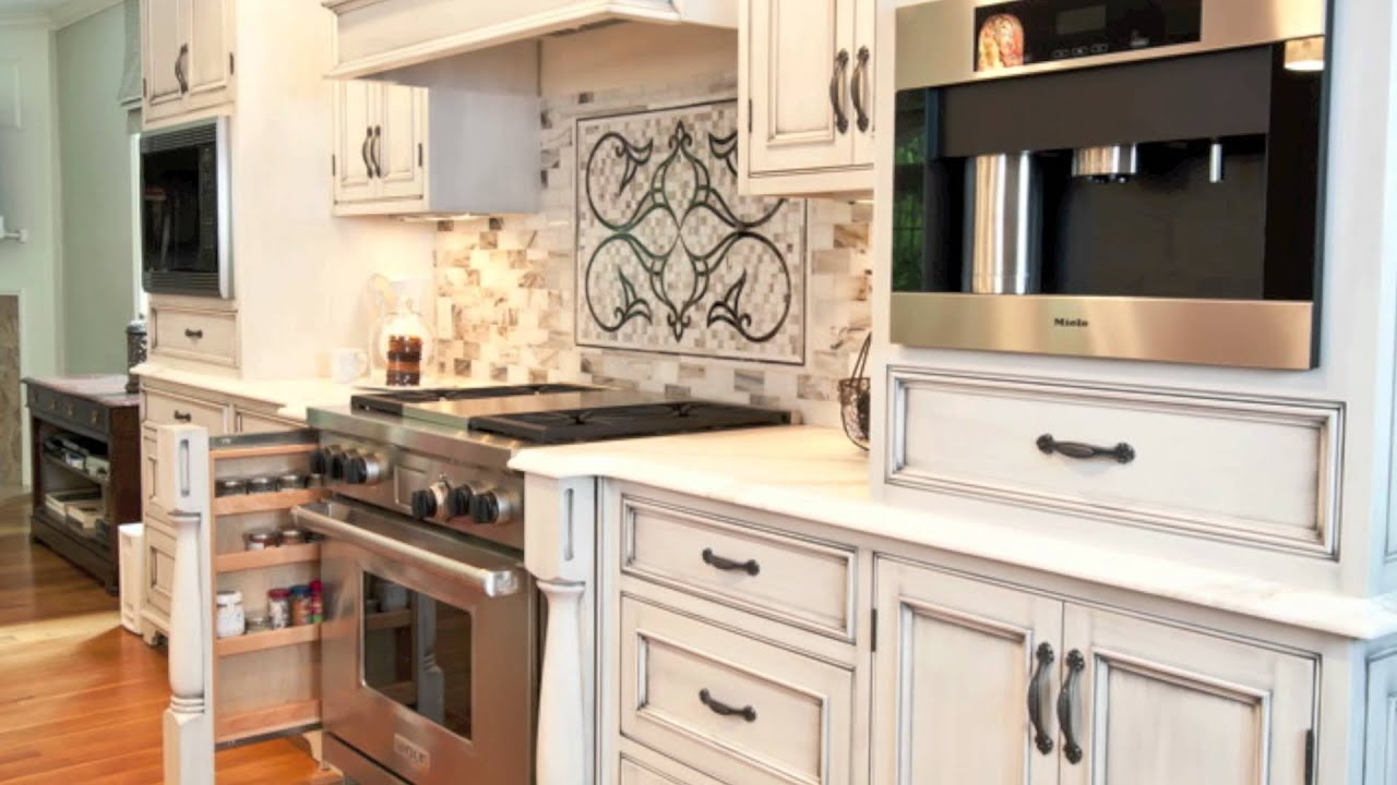 Kitchen Designs By Ken Kelly White Purple Hue Kitchen