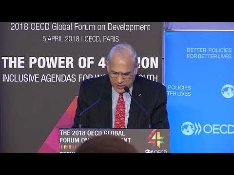 OECD Global Forum on Development 2018  - Part 1