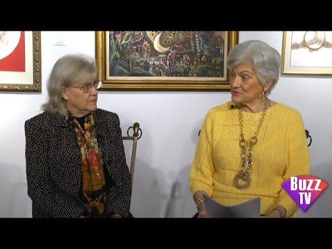 Arts in Depth hosted by Barbara Hoffman. Guest Carol Ludwig 2-18- 16