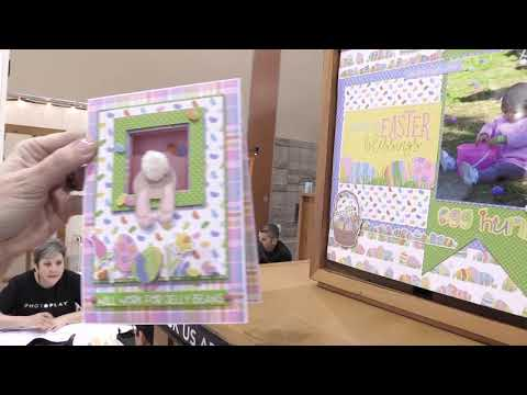 Photoplay Paper | Bunny Trail Collection | Creativation 2019