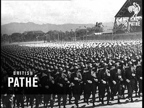 Chiang Rattles The Sabre (1957)