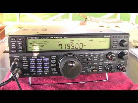 Portable 100 watt HF Amateur Radio by Craig VK3CRG (Formerly VK3VCM)