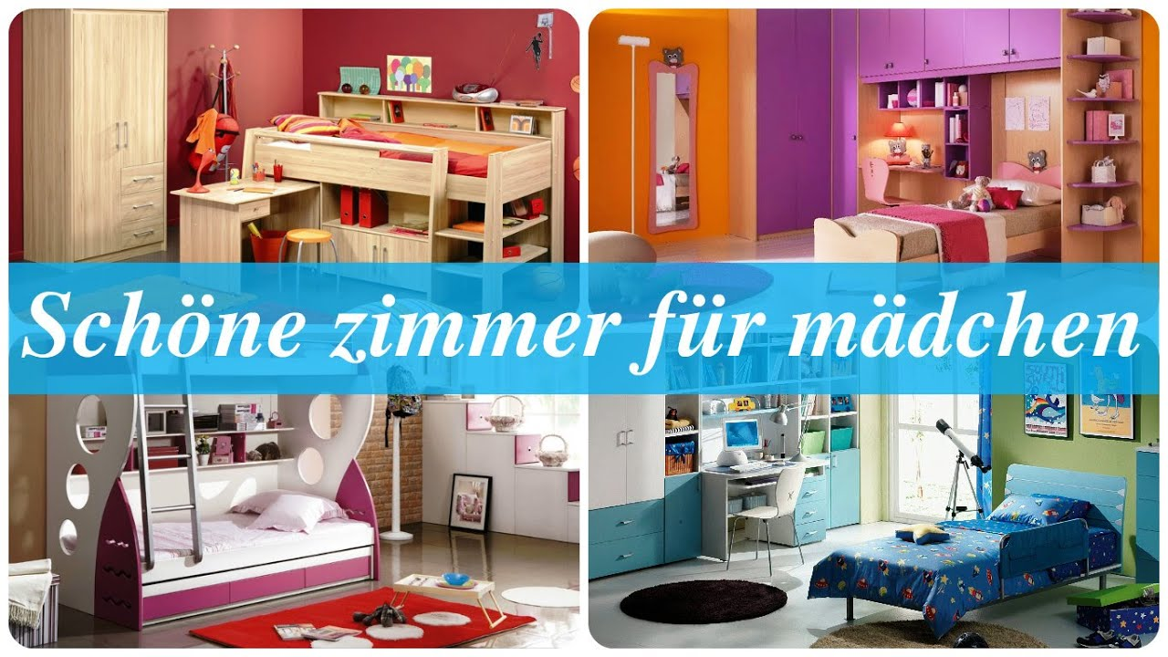 sch ne zimmer f r m dchen youtube. Black Bedroom Furniture Sets. Home Design Ideas