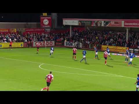 Cheltenham Ipswich Goals And Highlights
