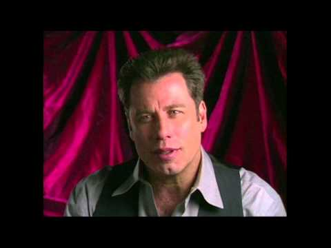 Face/Off: John Travolta Official Interview