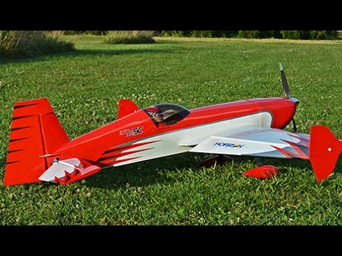 Mild 3D/Sport Flying with the Hangar 9 Extra 330SC 60e