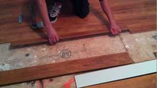 How To Install Laminate Flooring On Plywood Subfloor