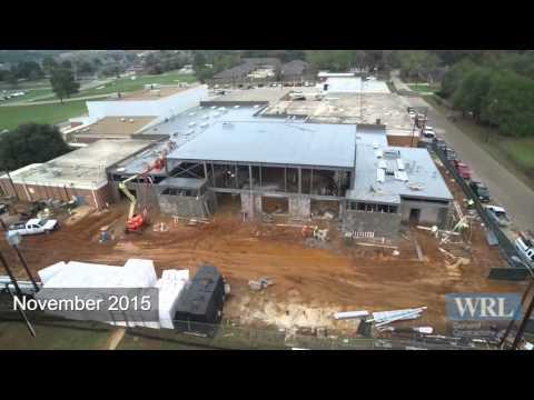 Bullard Intermediate School Progress video til April 2016
