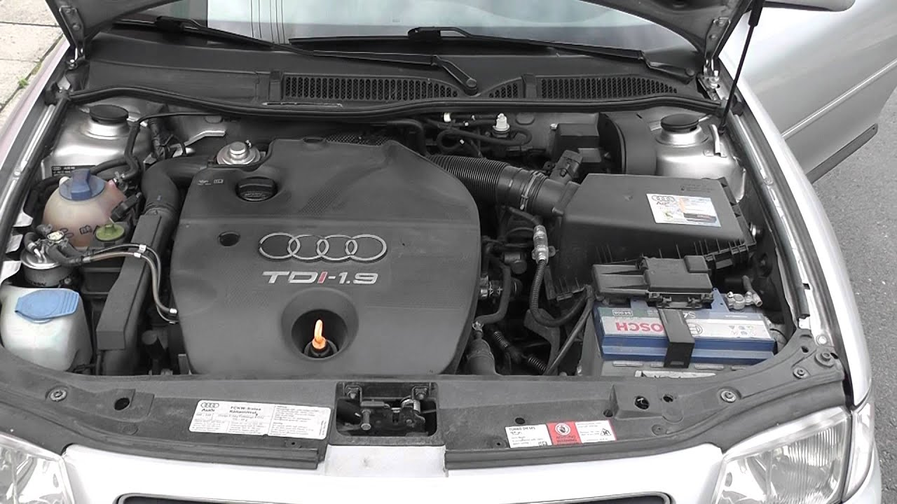 audi a3 hd 1 9 tdi 110 ps engine sound youtube. Black Bedroom Furniture Sets. Home Design Ideas