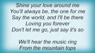 Elton John - Are You Ready For Love Lyrics