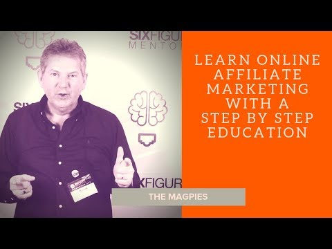 learn what online affiliate ma...
