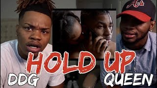 DDG - Hold Up (Official Video) ft. Queen Naija - REACTION / DISSECTED