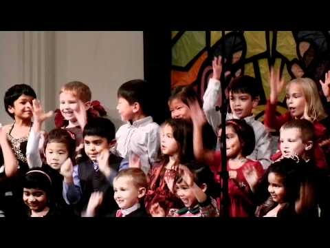Christmas Program 2011 at Mount Hope Christian School