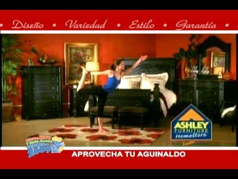Muebleria Ashley Hermosillo - YouTube