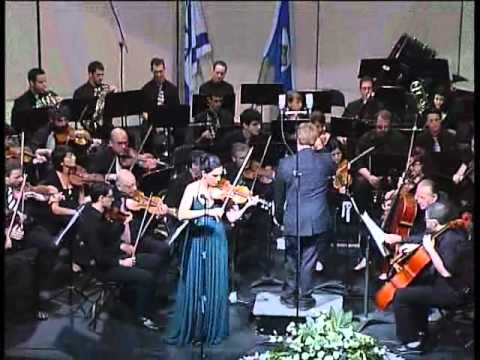 Brahms Violin Concerto in D 3rd Movement