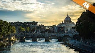 Rome - The Eternal City in 4K!