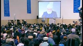 Jalsa Salana Qadian 2010: Concluding address (Part 3 of 4)