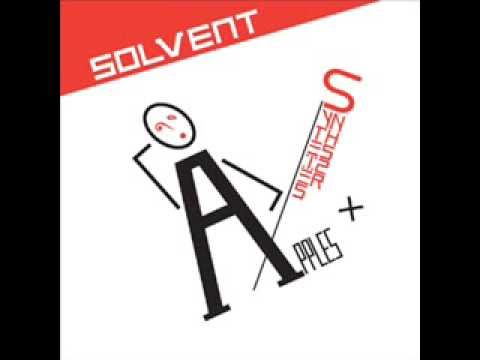 Solvent - Science With Synthesizers