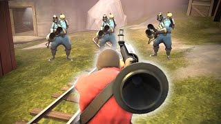 TF2: In Third Person [Live Comm]
