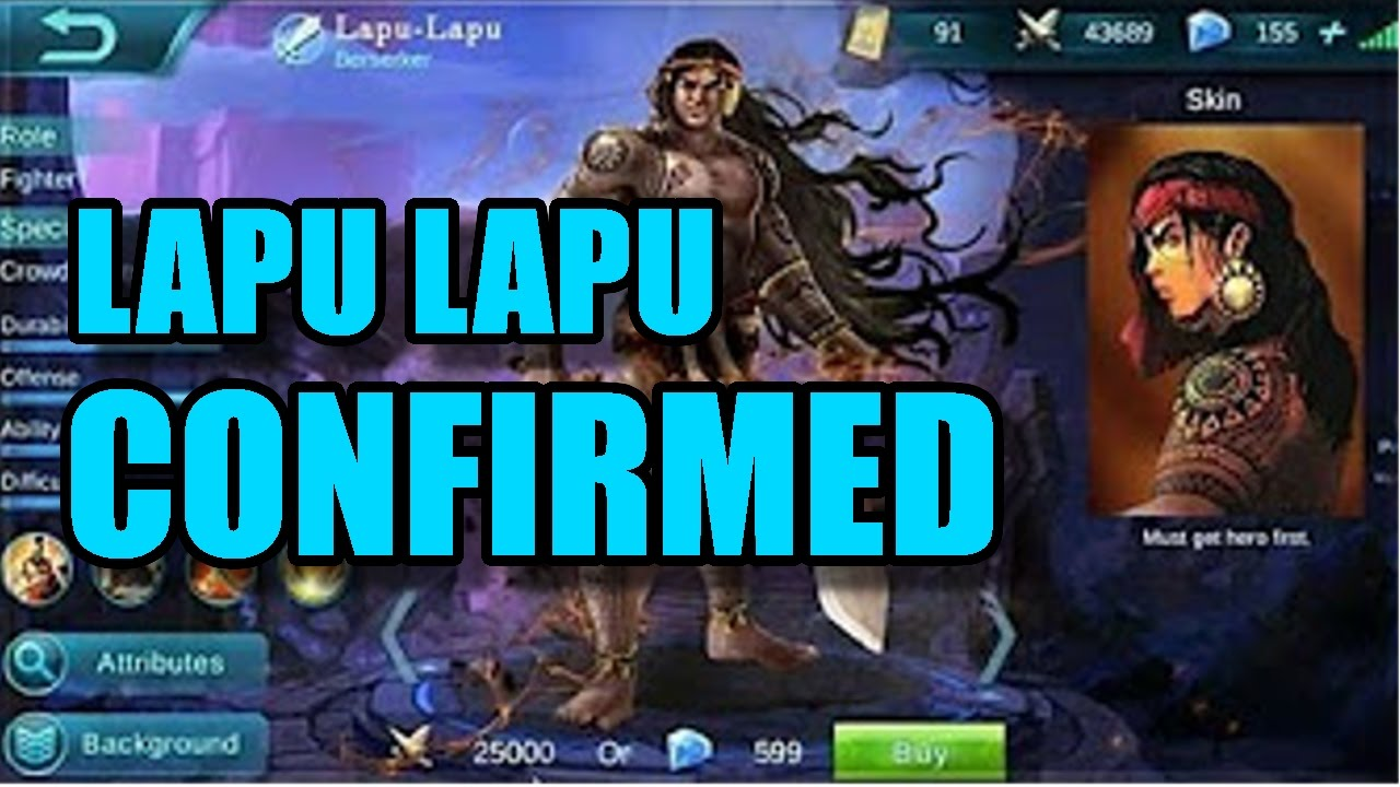 Event Calendar Mobile Legend : Mobile legends new hero lapu is confirmed