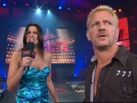 The Jarretts And Kurt Angle