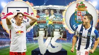 RB Leipzig vs FC Porto 3:2 Champions League Orakel