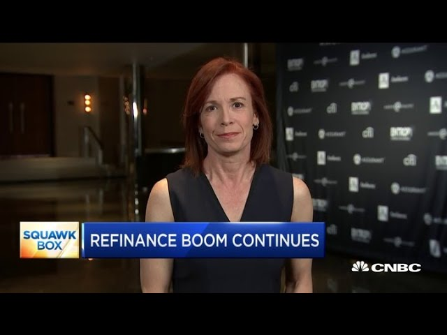 Low Mortgage Rates Spark Refinance Boom