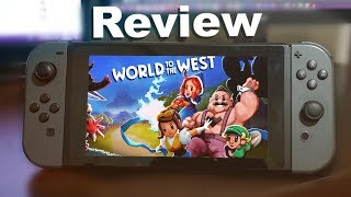 World to the West Review (Video Game Video Review)