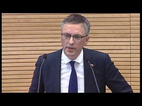 2018-06-05 Seimo nenumatytas posėdis Nr. 182