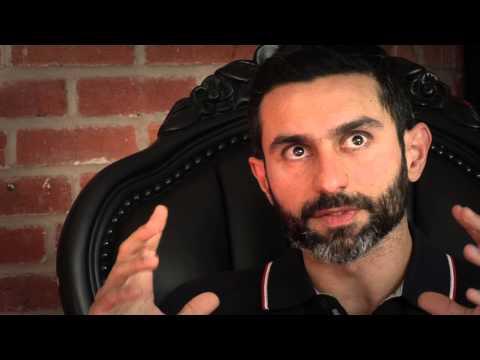 Rencontre : Kaveh Bakhtiari (L'Escale)