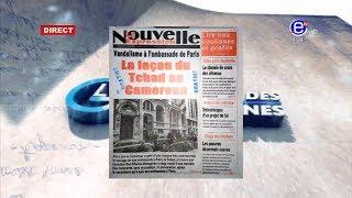 LA REVUE DES GRANDES UNES DU MERCREDI 27 MARS 2019 EQUINOXE TV (FULL VERSION)