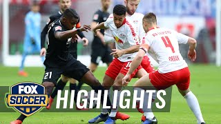 RB Leipzig vs. FC Augsburg | 2019 Bundesliga Highlights