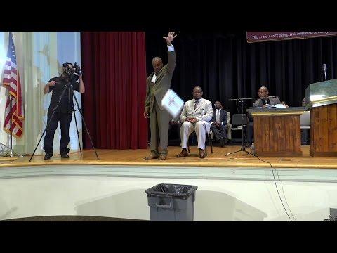 Truth of God Broadcast 1080-1081 Wilmington DE Pastor Gino Jennings HD Raw Footage!