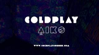 Audio de la chanson (Aiko) de Coldplay. http://coldplaycorner.com.