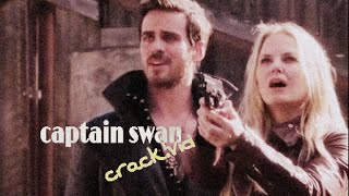 Hook & Emma | Captain Swan crack!vid (humor)