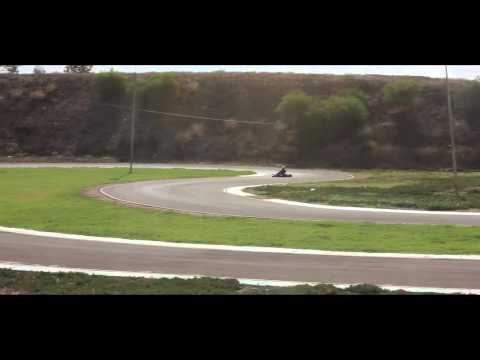 Mohamed BENZITA - Karting - (OCK Club karting) directed by Rida SEMBATE