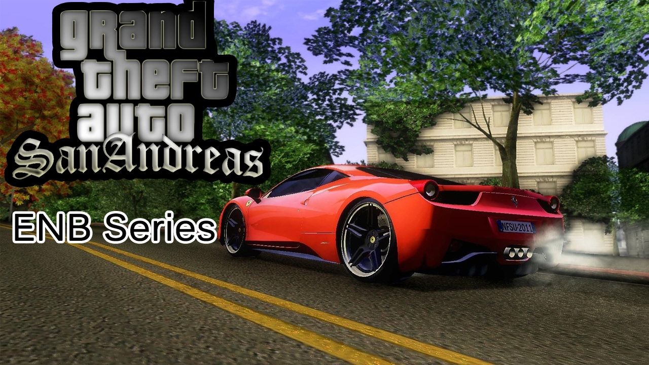 enb series para pc fraco gta sa