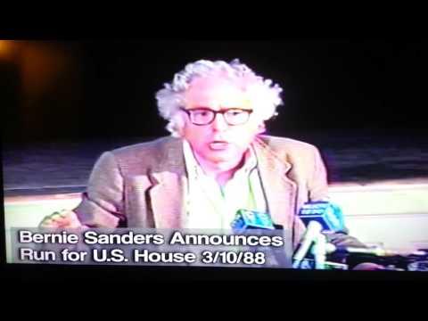 Bernie Sanders on Jesse Jackson 1988