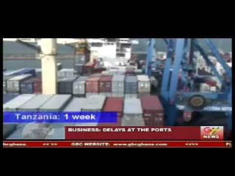 Port Delays And Influence On Business